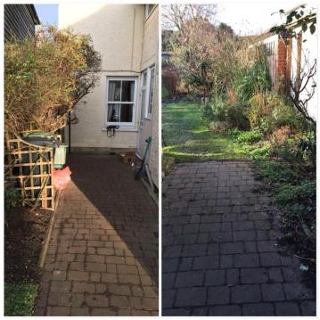 Garden Maintenance and Patio Clearance