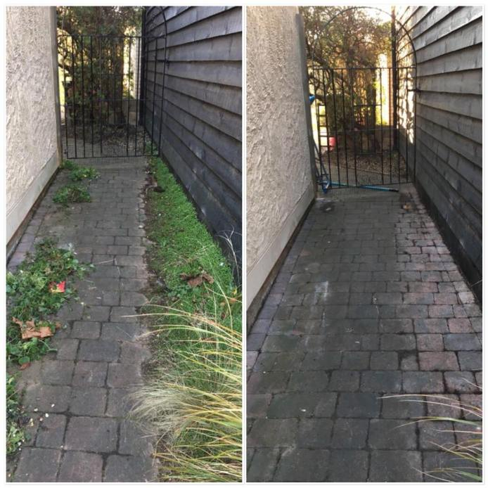 Patio Clearance